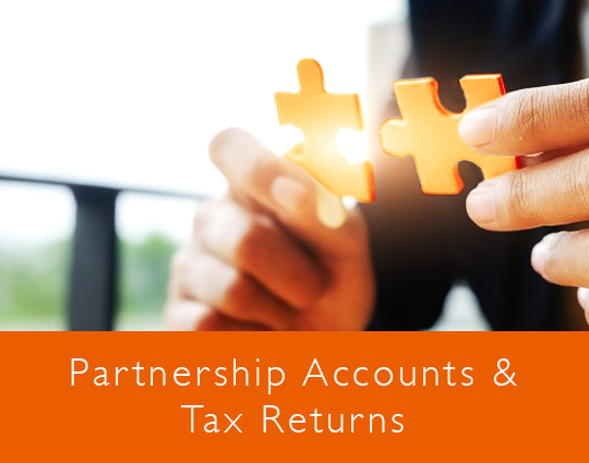 Partnership accounts and tax returns