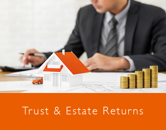 Trust and estate returns